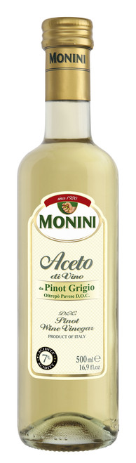 D.O.C.  Pinot Grigio Wine Vinegar 17 oz. (500 ml.)