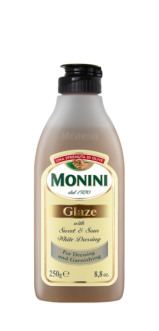 Glaze with White Balsamic Dressing 250ML (8.8oz)