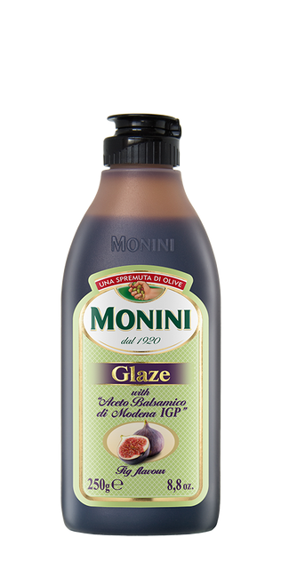 Glaze Balsamic with Fig Flavor 250ML (8.8oz)