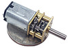 Premium N20 Gear Motor (50:1 Ratio, 460 RPM)