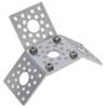 Single Screw Plate (24 pack)