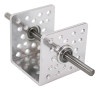 """1/2"""" -  3/8"""" Hole Reducer (4 pack)"""