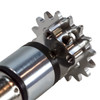 2,737 RPM Premium Planetary Gear Motor w/Encoder