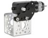 TT Right Angle Gear Motor (48:1 Ratio, 230RPM)