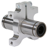 15mm Bore Side Tapped Clamping Mount