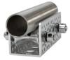 """1/4"""" Bore Set-Screw Tube Roller, Aluminum"""