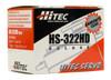 HS-322HD Servo-Stock Rotation