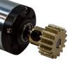 142 RPM Premium Planetary Gear Motor w/Encoder