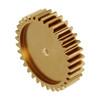 32P, 32 Tooth, 25T 3F Spline Servo Mount Gears
