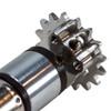 350 RPM Premium Planetary Gear Motor w/Encoder