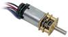 Premium N20 Gear Motor (250:1 Ratio, 110 RPM, with Encoder)