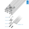 Actobotics® X-Rail™ Bundle