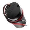 76 RPM Spur Gear Motor w/Encoder