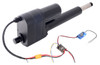 Pololu Jrk G2 18v19 USB Motor Controller with Feedback controlling an industrial-duty linear actuator with an RC receiver