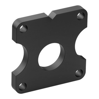 "0.1"" Drop-Center Bearing Plate (4 pack)"