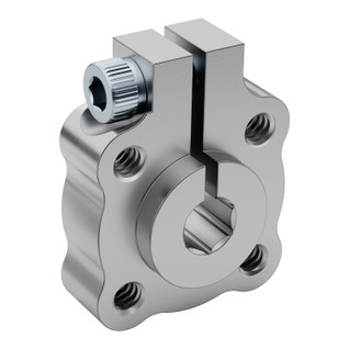 """Hex Bore, 0.770"""" Pattern Standard Clamping Hubs"""