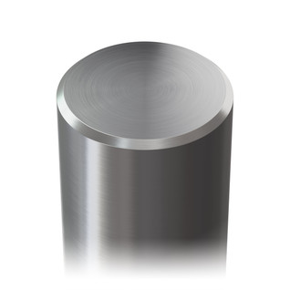 """1/2"""" Diameter Stainless Steel Round Shafting (Imperial)"""