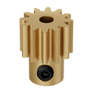 3mm Bore 32 Pitch Brass Pinion Gears