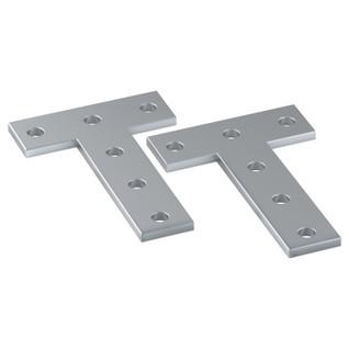Steel Flat Brackets
