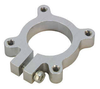 "22mm Bore, Face Tapped Clamping Hub, 1.50"" Pattern"
