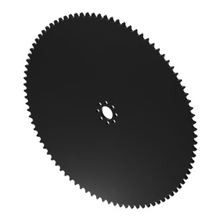 """90 Tooth 0.770"""" Acetyl Hub Mount Sprocket 0.250"""" Pitch"""