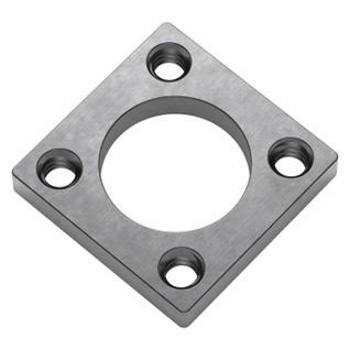 Small Square Screw Plate