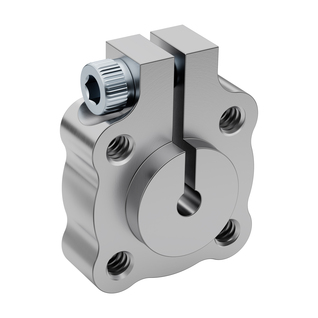 "3mm (0.770"") Clamping Hub"