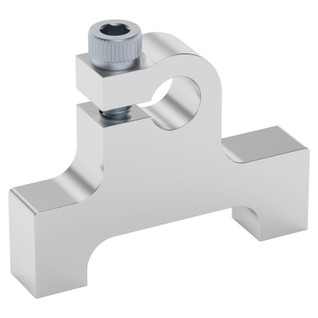 6mm Bore Bottom Tapped Clamping Mount