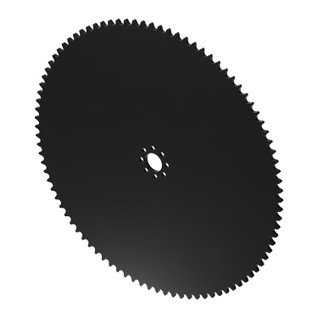 """92 Tooth 0.770"""" Acetyl Hub Mount Sprocket 0.250"""" Pitch"""