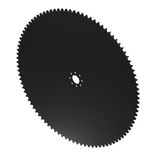 """96 Tooth 0.770"""" Acetyl Hub Mount Sprocket 0.250"""" Pitch"""