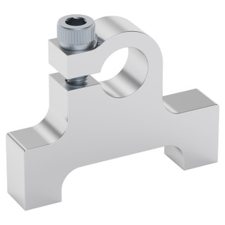 8mm Bore Bottom Tapped Clamping Mount
