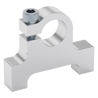 10mm Bore Bottom Tapped Clamping Mount