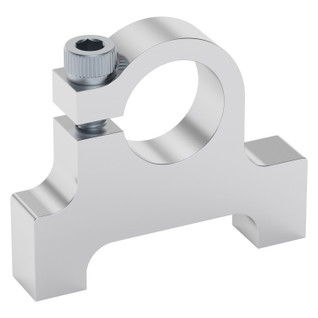 12mm Bore Bottom Tapped Clamping Mount
