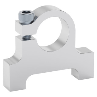 """1/2"""" Bore Bottom Tapped Clamping Mount"""