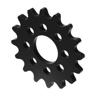 """16 Tooth 0.770"""" Acetyl Hub Mount Sprocket 0.250"""" Pitch"""