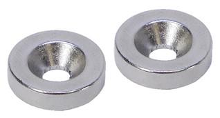 "0.5"" Diameter Magnet - South (2 pack)"
