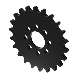 """22 Tooth 0.770"""" Acetyl Hub Mount Sprocket 0.250"""" Pitch"""