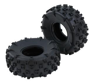 "5.4"" Off-Road Robot Tires (2 pack)"