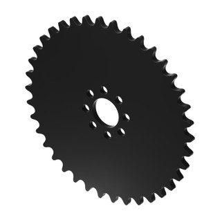 """38 Tooth 0.770"""" Acetyl Hub Mount Sprocket 0.250"""" Pitch"""