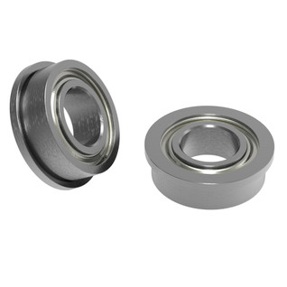 "3/16"" ID x 3/8"" OD Flanged Ball Bearing (2 pack)"