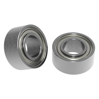 "1/8"" ID x 1/4"" OD Non-Flanged Ball Bearing (2 pack)"