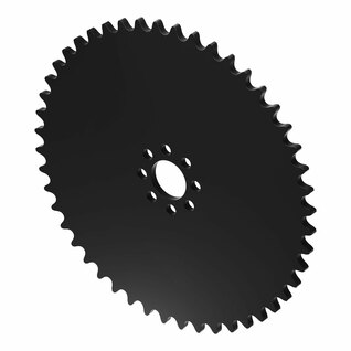 """48 Tooth 0.770"""" Acetyl Hub Mount Sprockets 0.250"""" Pitch"""