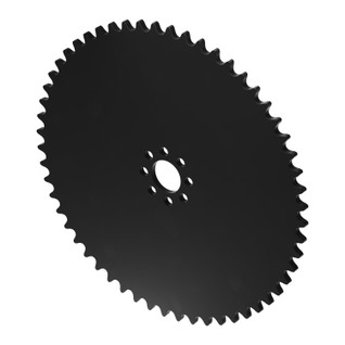 """56 Tooth 1.50"""" Acetyl Hub Mount Sprocket 0.250"""" Pitch"""