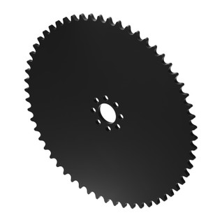 """58 Tooth 0.770"""" Acetyl Hub Mount Sprocket 0.250"""" Pitch"""