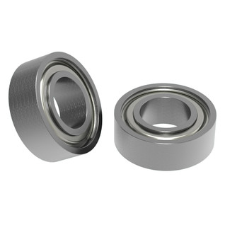 "3/16"" ID x 3/8"" OD Non-Flanged Ball Bearing (2 pack)"