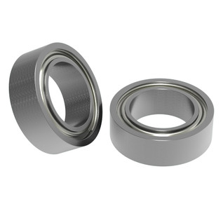 "5/16"" ID x 1/2"" OD Non-Flanged Ball Bearing (2 pack)"