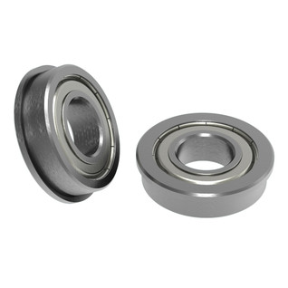"1/2"" ID x 1 1/8"" OD Flanged Ball Bearing (2 pack)"