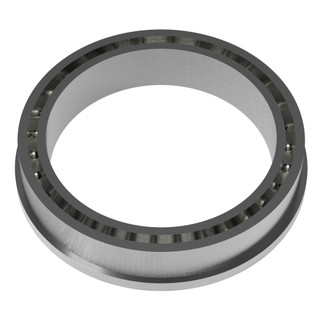 "1"" ID x 1.245"" OD Flanged Ball Bearing"