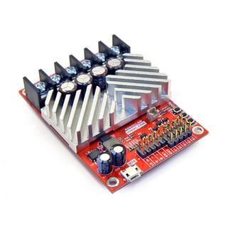 Roboclaw 2x45A Motor Controller (Pin Header Version)