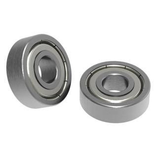 8mm ID x 22mm OD Non-Flanged Ball Bearing (2 pack)